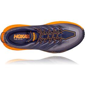 Hoka One One Speedgoat 4 Shoes Men black iris/bright marigold
